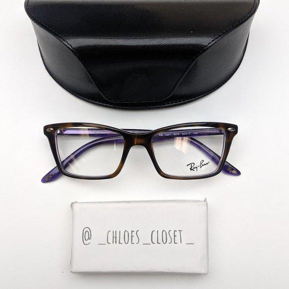🕶️Ray Ban RB5241 5074 Women's Eyeglasses/PS710🕶️